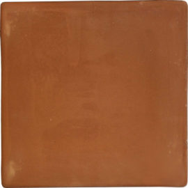 12x12 Lincoln Red Terra Cotta Tile
