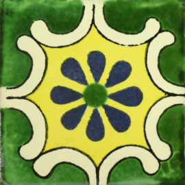Arabesque Verde Tile