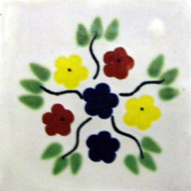 Bouquet Tile