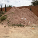 Large Pile of Traditional Clay
